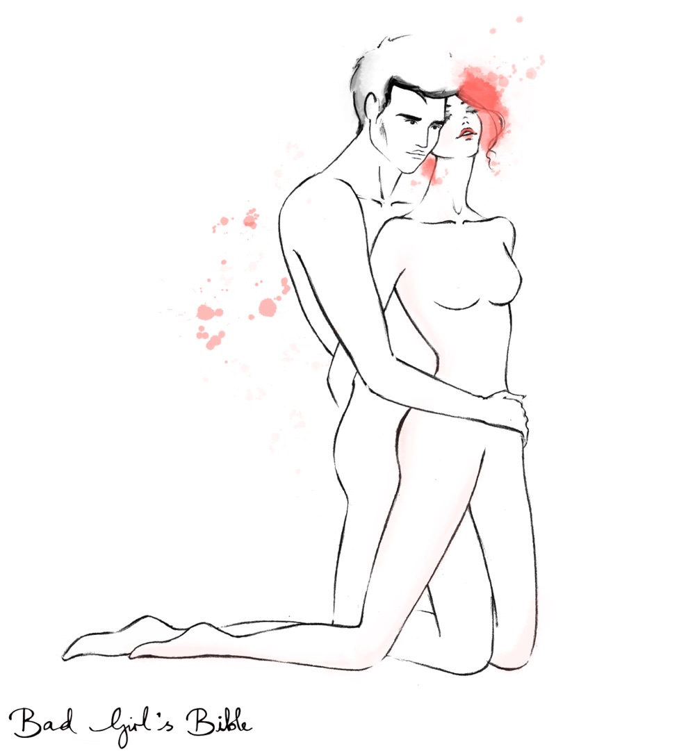 Drawing picture of sex positions adult image